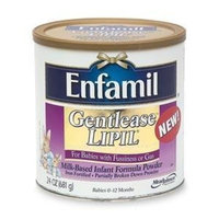 Enfamil Gentlease Lipil Milk-Based Infant Formula Powder - 24 Oz