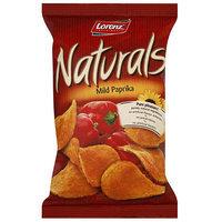 Lorenz Naturals Mild Paprika Potato Chips, 3.5 oz (Pack of 6)