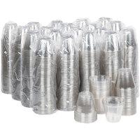 Dixie Plastic Cold PETE Cups