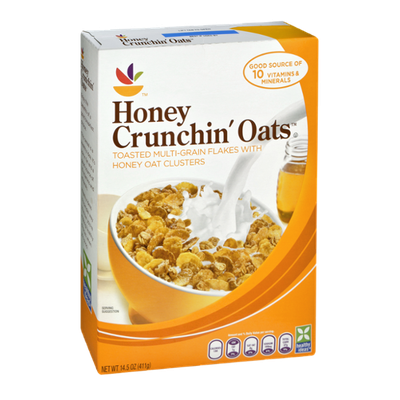 Ahold Honey Crunchin' Oats