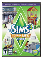 Electronic Arts Sims 3 Town Life Stuff