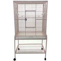 A & E Cage Co. Wrought Iron Flight Bird Cage 13221