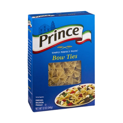 Prince Enriched Macaroni Product Bow Ties