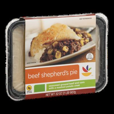 Ahold Beef Shepherd's Pie