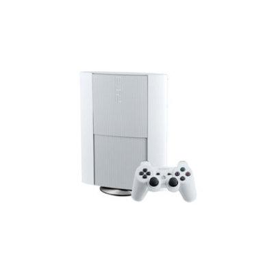 PlayStation3 500GB  System - White