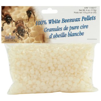 Yaley 110017 Beeswax Pellets 4 Ounces