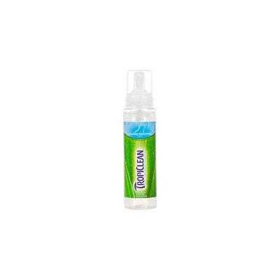 TropiClean Dander Reducing Waterless Grooming Foam Cat Shampoo, 12 fl. oz.
