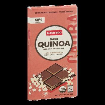 Alter Eco Organic Chocolate Dark Quinoa