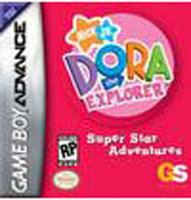 Jack of All Games Dora the Explorer: Super Star Adventures