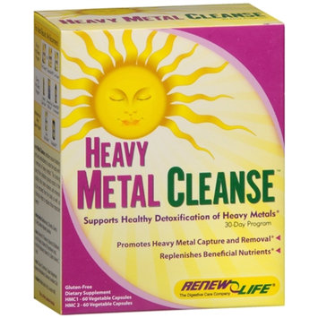 ReNew Life Heavy Metal Cleanse