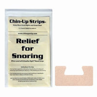 Chin-Up Strip For Dry Mouth and Snoring
