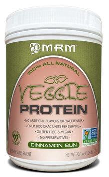 Mrm Metabolic Response Modifiers Veggie Protein Cinnamon Bun MRM (Metabolic Response Modifiers) 570 grams Powder