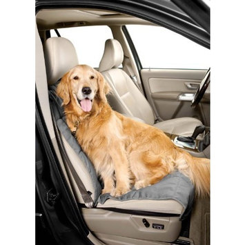 Carscape/Duragear Duragear Bucket Dog Car Seat Cover-Eco-Friendly * Quilted *Reversible Slate/Sand