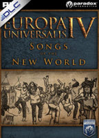 Paradox Development Europa Universalis IV - Songs of the New World