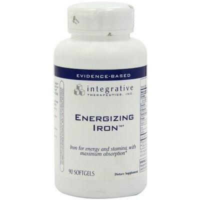 Integrative Therapeutic's Integrative Therapeutics Energizing Iron Softgels, 90-Count
