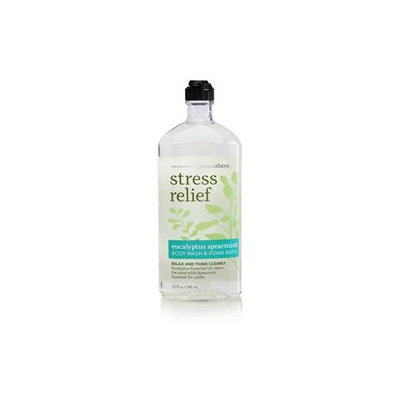 Bath & Body Works Aromatherapy Stress Relief Eucalyptus Spearmint