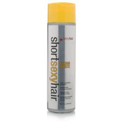 Sexy Hair 8.5 oz Short Hair Clean Slate Shampoo