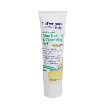 Triderma Skincare All Purpose Aloe Healing & Cleansing Gel