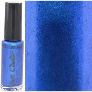 COLOR CLUB NAIL LACQUER NAIL STRIPER & DETAILER-MIDNIGHT BLUE