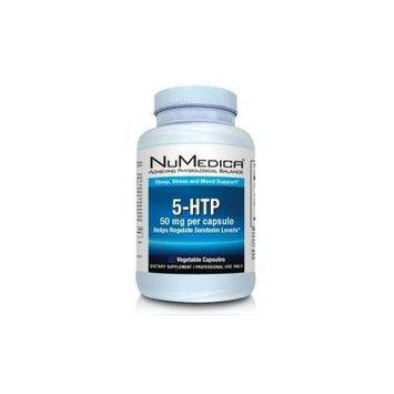 NuMedica - 5-HTP 50 mg (Large) - 120 Vegetable Capsules
