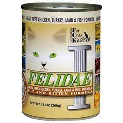Felidae Canidae Grain Free Pure Elements Can Cat Food 12pk