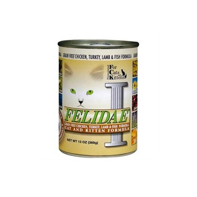 Felidae Canidae Grain Free Pure Elements Can Cat Food 12pk