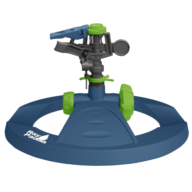 Commerce Llc Ray Padula Pulsating Sprinkler on Circle Base - COMMERCE LLC