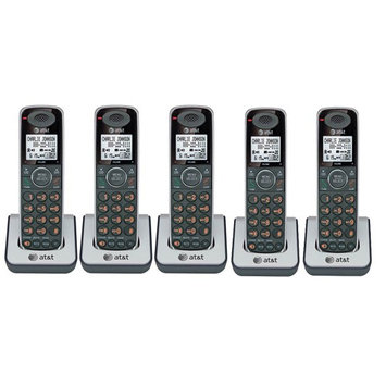 AT & T CL80100 (4-Pack) + 1 Free DECT 6-0 Accessory Handset