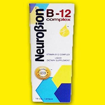 Neurobion B12 Complex Citrus Flavor 16oz Opens up the Appetite & Inmune System Healthy