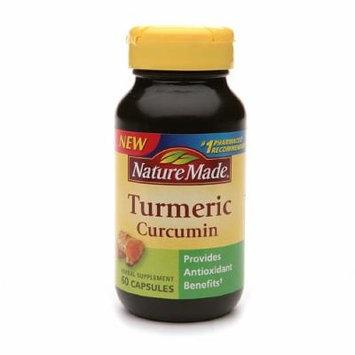 Nature Made Turmeric Curcumin, Capsules 60 ea