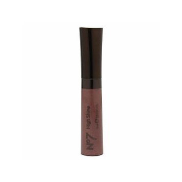 Boots No7 High Shine Lip Gloss, Glaze 0.3 fl oz