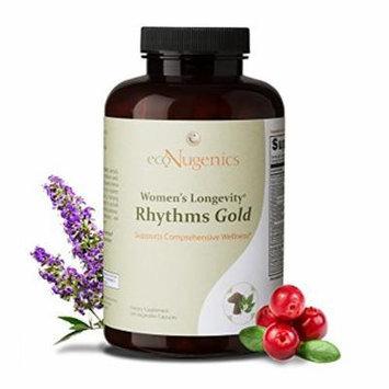 ecoNugenics Women's Longevity Rhythms Gold (WGOLD240) (240 capsules)