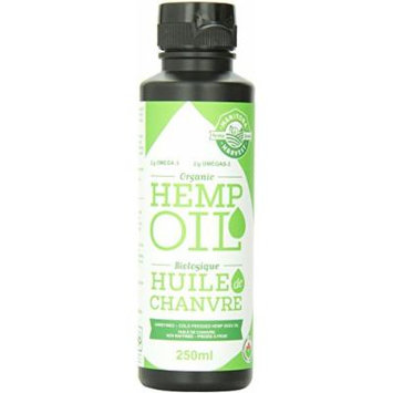 Manitoba Harvest Certified Organic Hemp Oil 250 mL