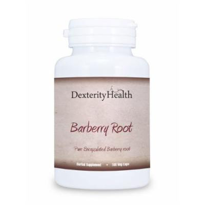 Barberry Root, Pure Premium Encapsulated Barberry Root, 100ct