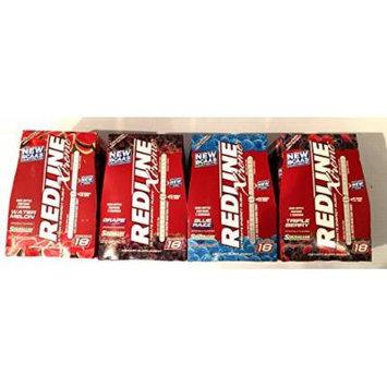 16 Pack - VPX Redline Xtreme - Variety Pack - 8oz.