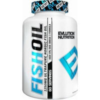 Evlution Nutrition Fish Oil 60 Count