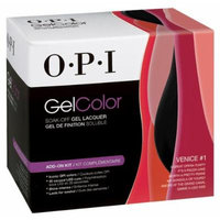 OPI Gelcolor Venice Fall/winter - Add on Kit #1