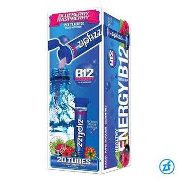 Zipfizz Sports Energy Drink Mix - Blueberry Raspberry