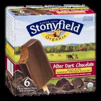 Stonyfield Organic Nonfat Frozen Yogurt After Dark Chocolate - 6 CT