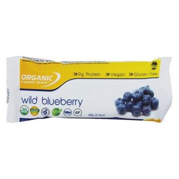 Organic Food Bar - Wild Blueberry - 2.4 oz.