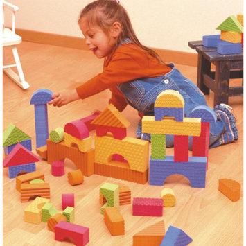 Edushape Textured Blocks, 30pk