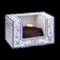 C.A. Asher Dark Chocolate Vanilla Butter Cream Egg