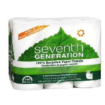 Seventh Generation Paper Towels