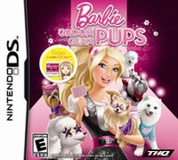 THQ Barbie Groom and Glam Pups