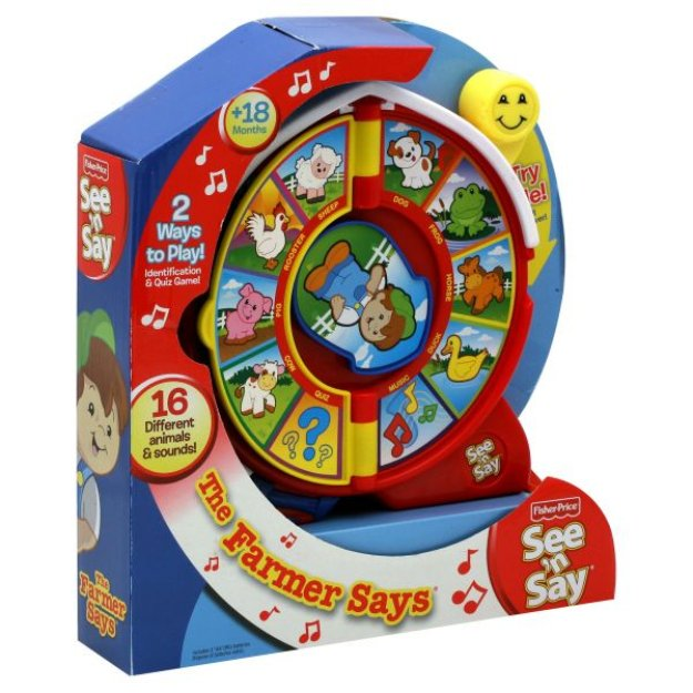 Fisher Price Fisher-Price See 'n Say Farmer Says