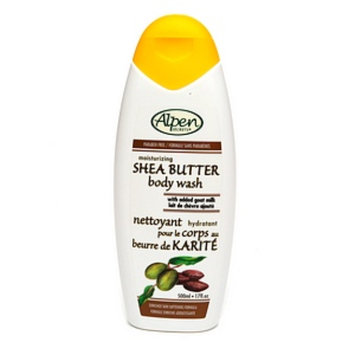 Alpen Secrets Moisturizing Body Wash