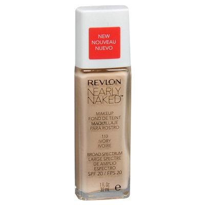 Revlon Nearly Naked Makeup SPF 20