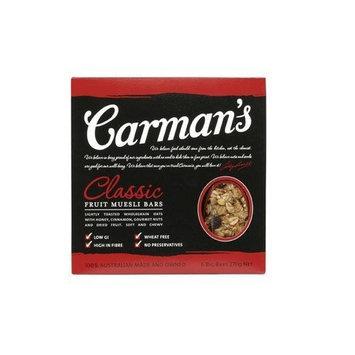 Carmans Fine Foods Carman's Classic Fruit & Nut Muesli Bars 9.52 oz(Pack of 6)