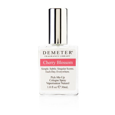 Demeter F.l. Inc Demeter Fragrance - Cologne Spray Cherry Blossom - 1 oz.