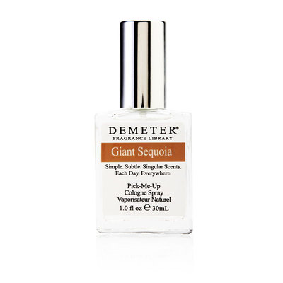 Demeter F.l. Inc Demeter Fragrance - Cologne Spray Giant Sequoia - 1 oz.